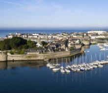 Camping Du Pouldu : Concarneau port