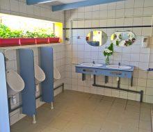Camping Du Pouldu : sanitaires