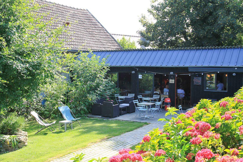 Camping Du Pouldu : Bar