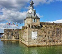 Camping Du Pouldu : Concarneau fort