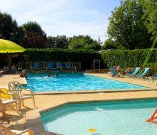 Camping Du Pouldu : piscine et patogeoire