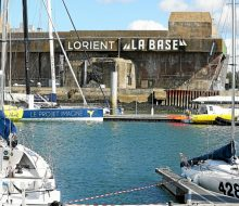 Camping Du Pouldu : Photo Francois Destoc / Le Telegramme Lorient (56) : La Base Bsm
