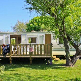 Camping Du Pouldu : Mobil home 4 personnes