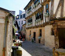 Camping Du Pouldu : Quimperlé vieille ville