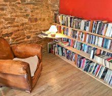 Camping Du Pouldu : bibliothèque