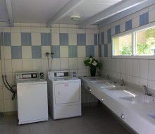 Camping Du Pouldu : machine à laver