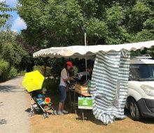 Camping Du Pouldu : marché