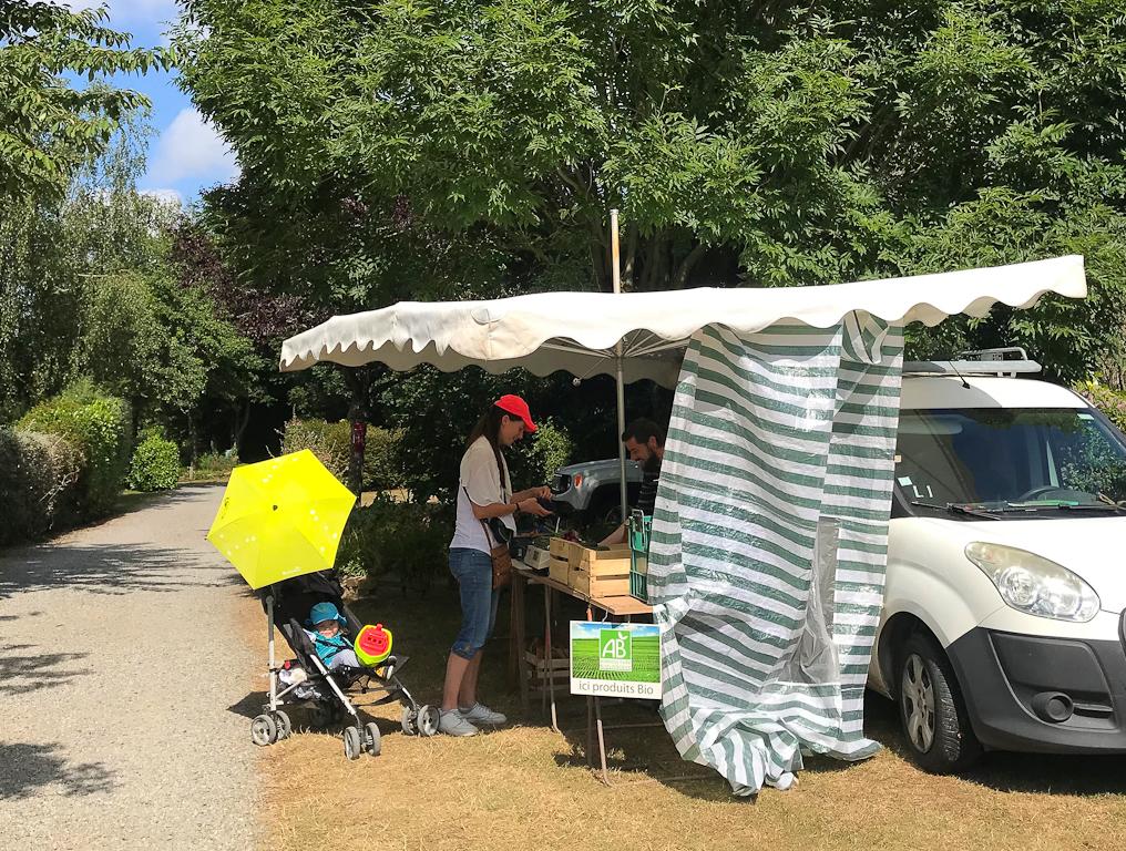 Camping Du Pouldu : Service Galerie5