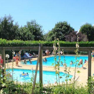 Camping Du Pouldu : Piscine