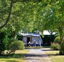 Camping calme en Bretagne sud