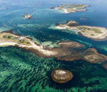 Camping Du Pouldu : L'archipel Des Glenan.