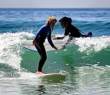 Camping Du Pouldu : Surf Kerou